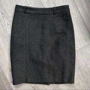 Dresses & Skirts - Black Pencil Skirt Small